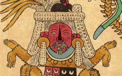 Tlazolteotl: The Goddess of Filth